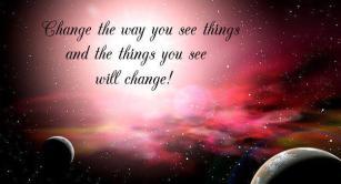 changethe ways you see